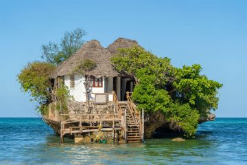 Spacers Travel - Dream Of Zanzibar Tour Package