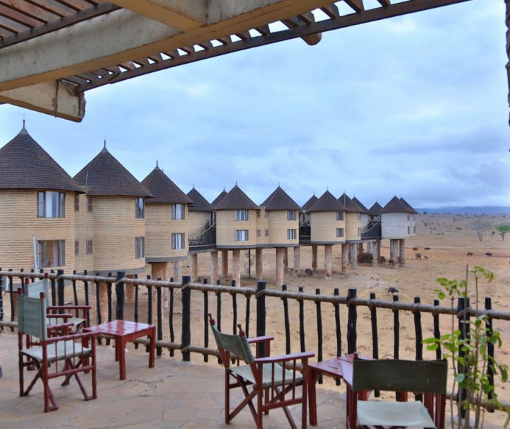 Spacers Travel - SAROVA SALT LICK GAME LODGE